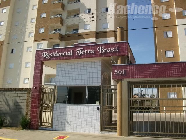 Apartamento residencial para locação, Jardim Marajoara em Nova Odessa.