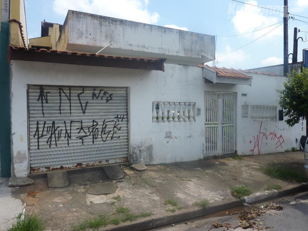 Sobrado residencial à venda, Jardim Alvorada, Sumaré.
