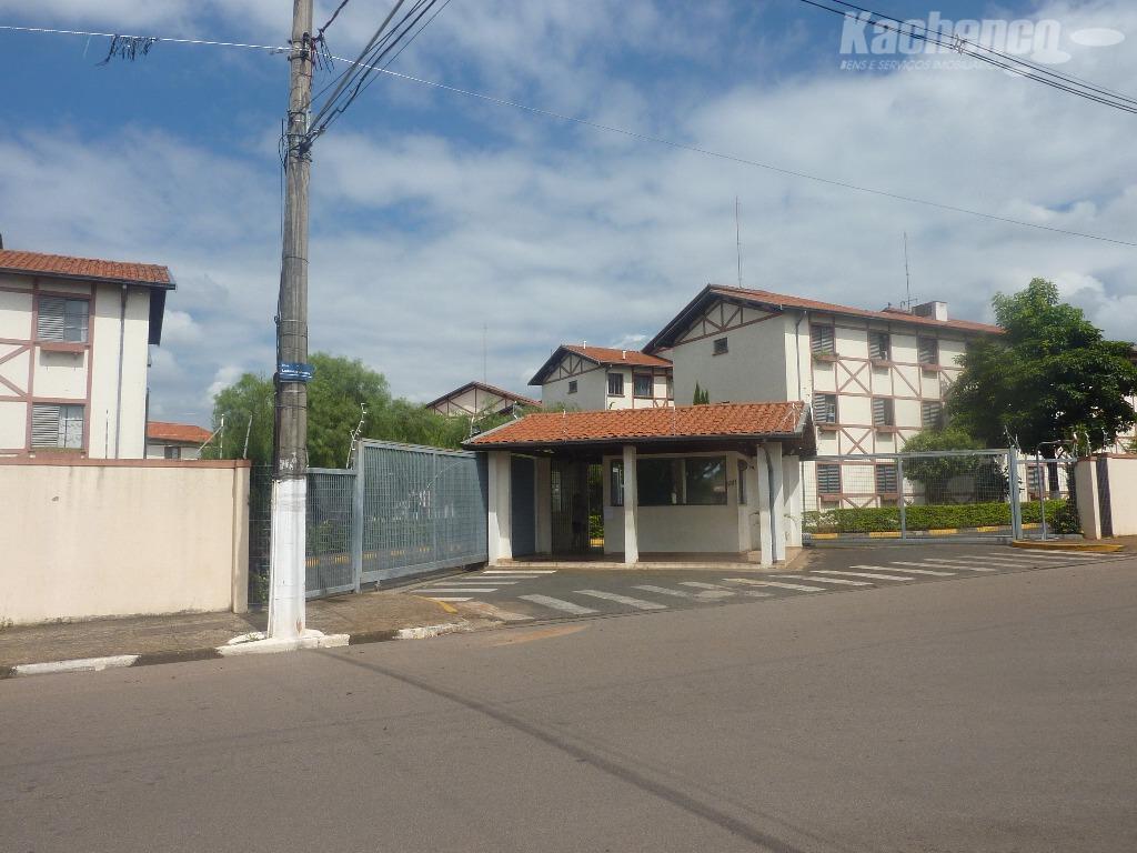 Apartamento residencial para venda e locação, Jardim João Paulo II, Sumaré.