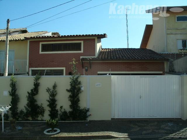 Casa residencial para venda e locação, Vila Miranda, Sumaré.