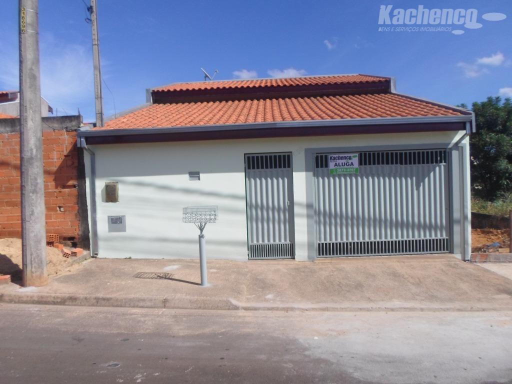 Casa residencial para locação, Jardim Campos Verdes, Nova Odessa.