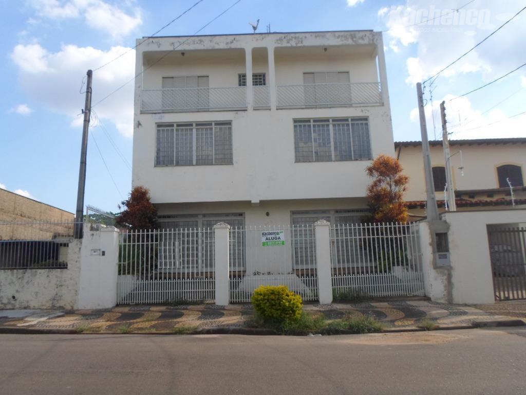 Sobrado Residencial para locação, Jardim Alvorada, Sumaré - SO0032.