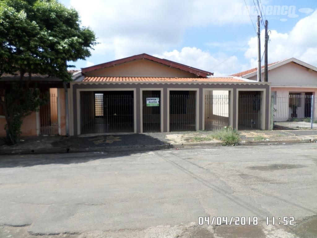 Casa residencial para venda e locação, Jardim Primavera, Sumaré.