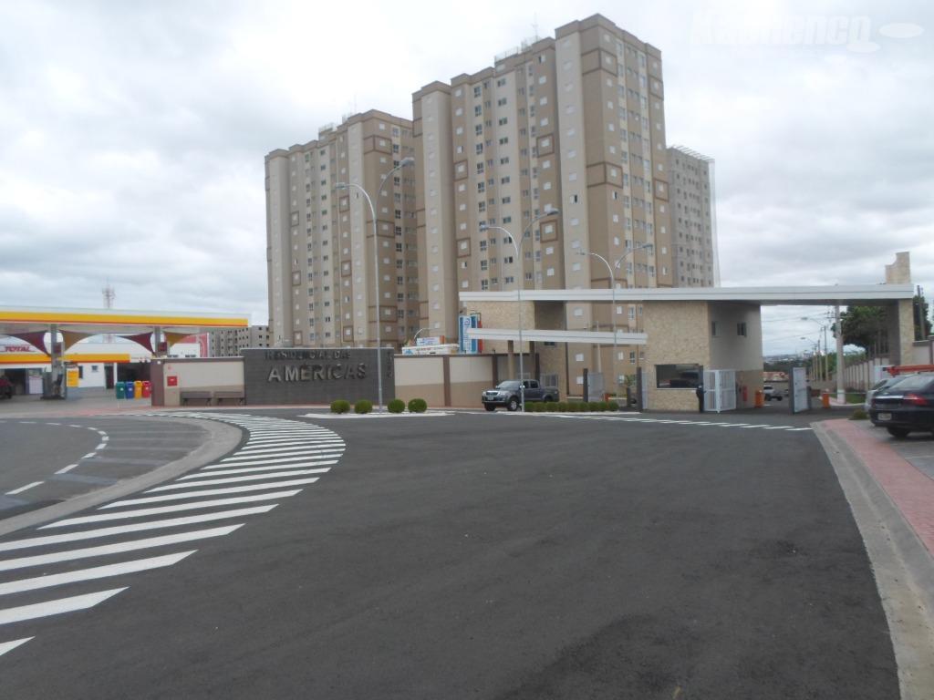 Apartamento residencial para locação, Jardim Bela Vista, em Nova Odessa.