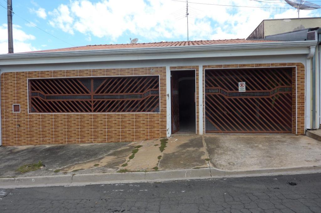 Casa residencial para locação, Parque Virgílio Viel, Sumaré.