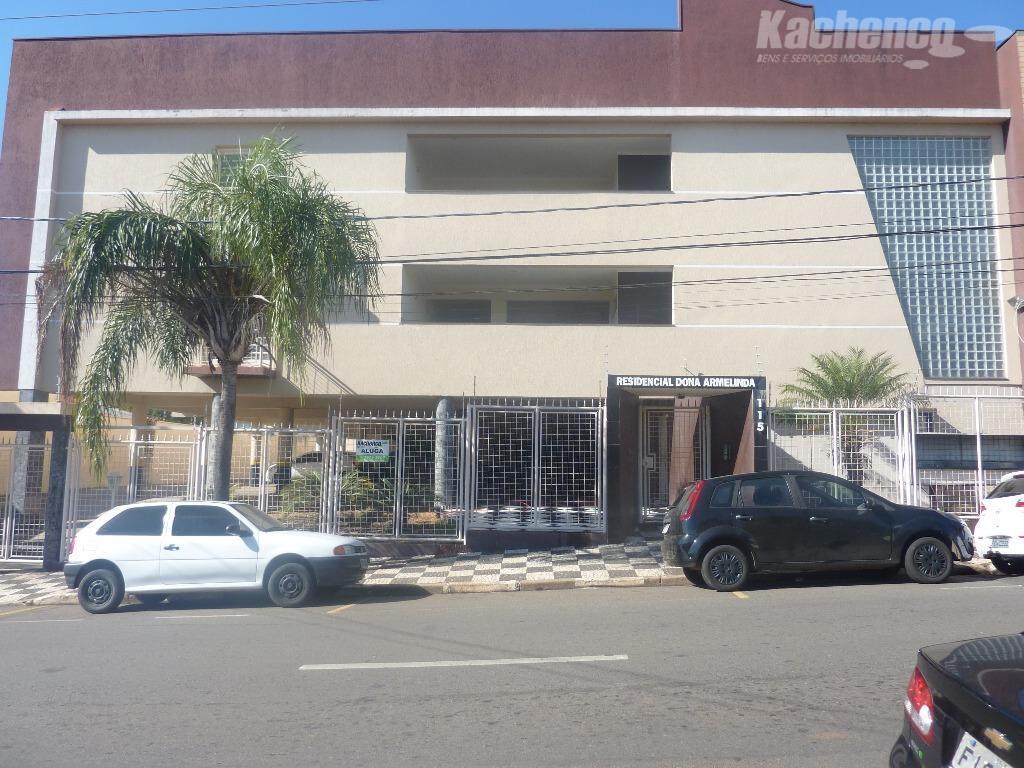 Apartamento residencial para locação, Vila Santana, Sumaré.