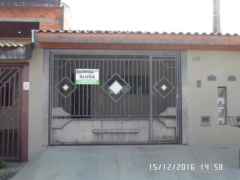 Casa residencial para locação, Jardim Marchissolo, Sumaré.