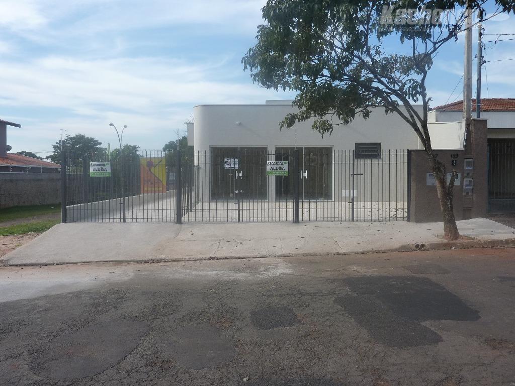 Casa comercial para locação, Parque Hongaro, Sumaré.
