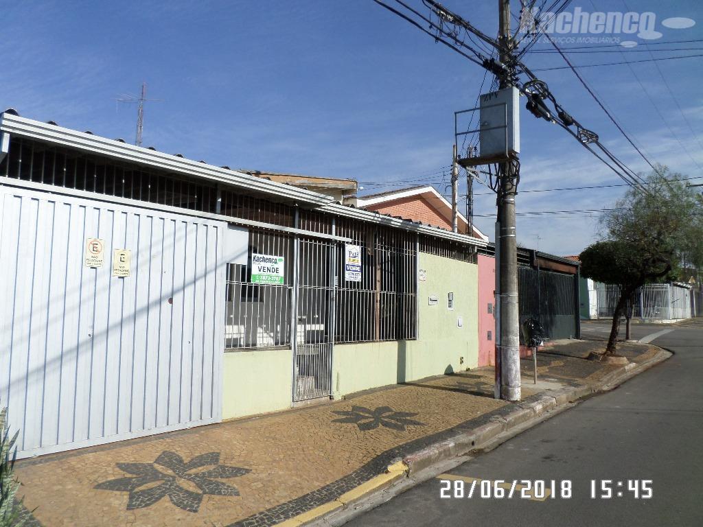 Casa residencial à venda, Vila Santana, Sumaré.