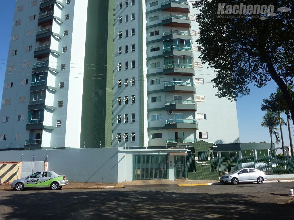 Apartamento residencial à venda, Parque Residencial Casarão, Sumaré - AP0671.