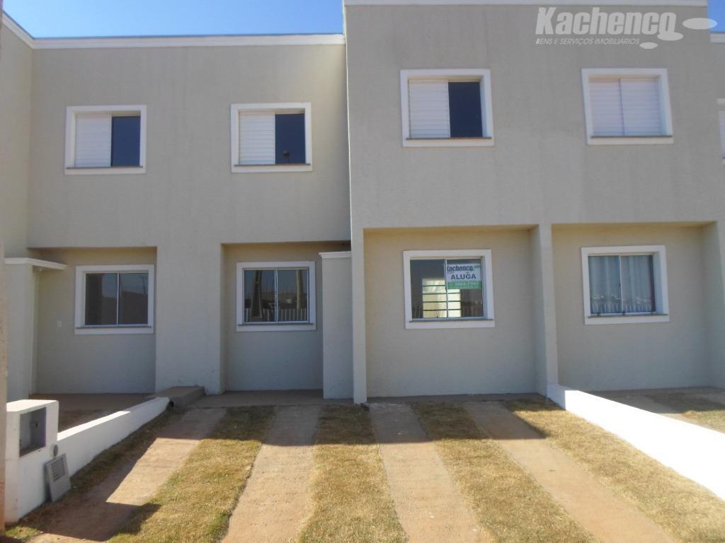 Sobrado residencial para locação, Jardim Santa Rita I, Nova Odessa.