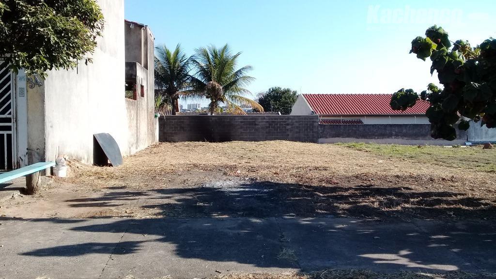 Terreno residencial à venda, Parque Manoel de Vasconcelos, Sumaré.