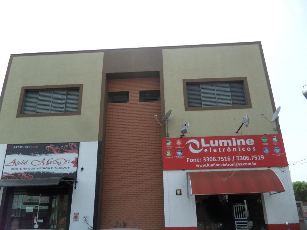 Apartamento residencial para locação, Centro, Sumaré.