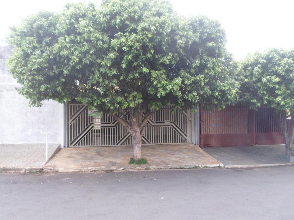 Casa residencial para locação, Residencial Santa Luiza I, Nova Odessa.