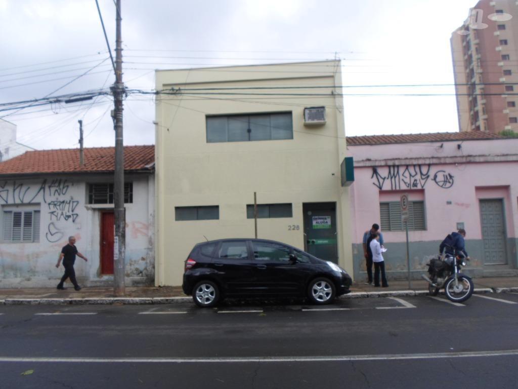 Salão comercial para locação, Centro, Nova Odessa.