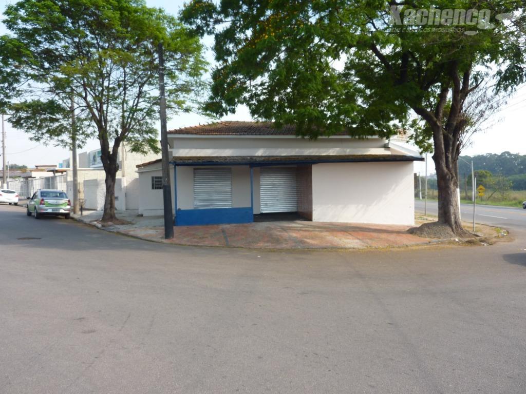 Salão comercial para locação, Vila Yolanda Costa e Silva, Sumaré.