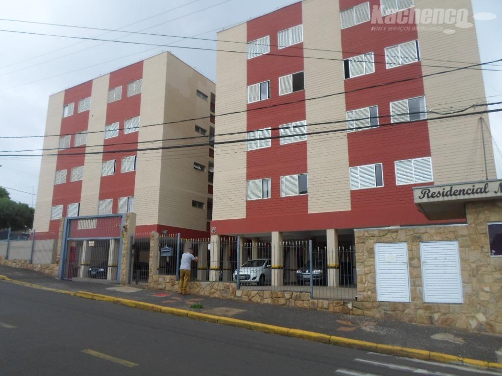 Apartamento residencial para locação, Jardim Europa, Nova Odessa.