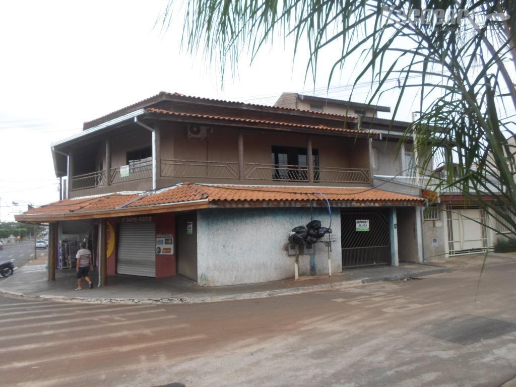 Casa com 3 dormitórios para alugar,  R$ 1.500/mês - Jardim Capuava - Nova Odessa/SP