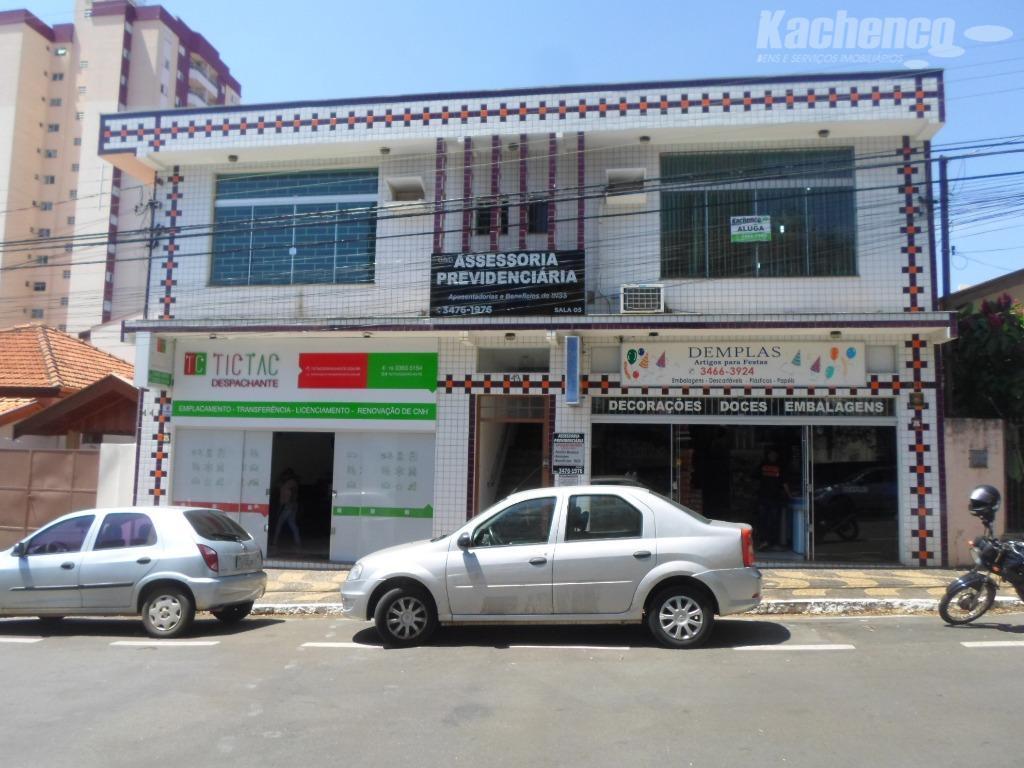 Sala comercial para locação, Centro de Nova Odessa.