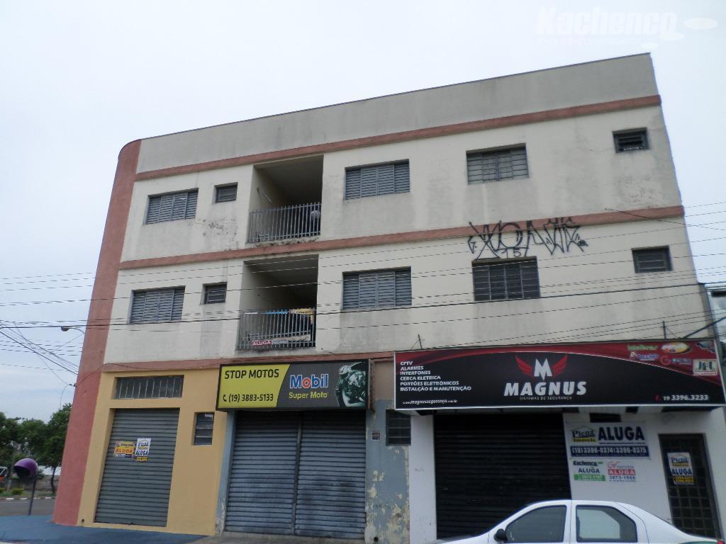 Apartamento residencial para locação, Vila Yolanda Costa e Silva, Sumaré.