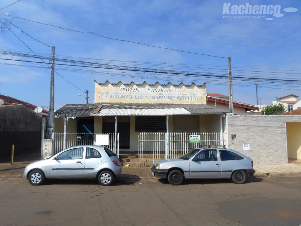 Salão para alugar, 60 m² por R$ 800/mês - Jardim Santa Rosa - Nova Odessa/SP