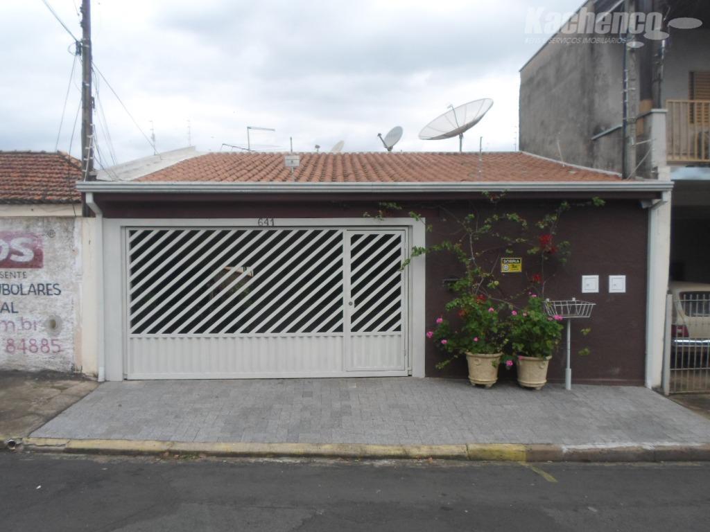 Casa com 1 dormitório para alugar, 80 m² por R$ 700/mês - Centro - Nova Odessa/SP