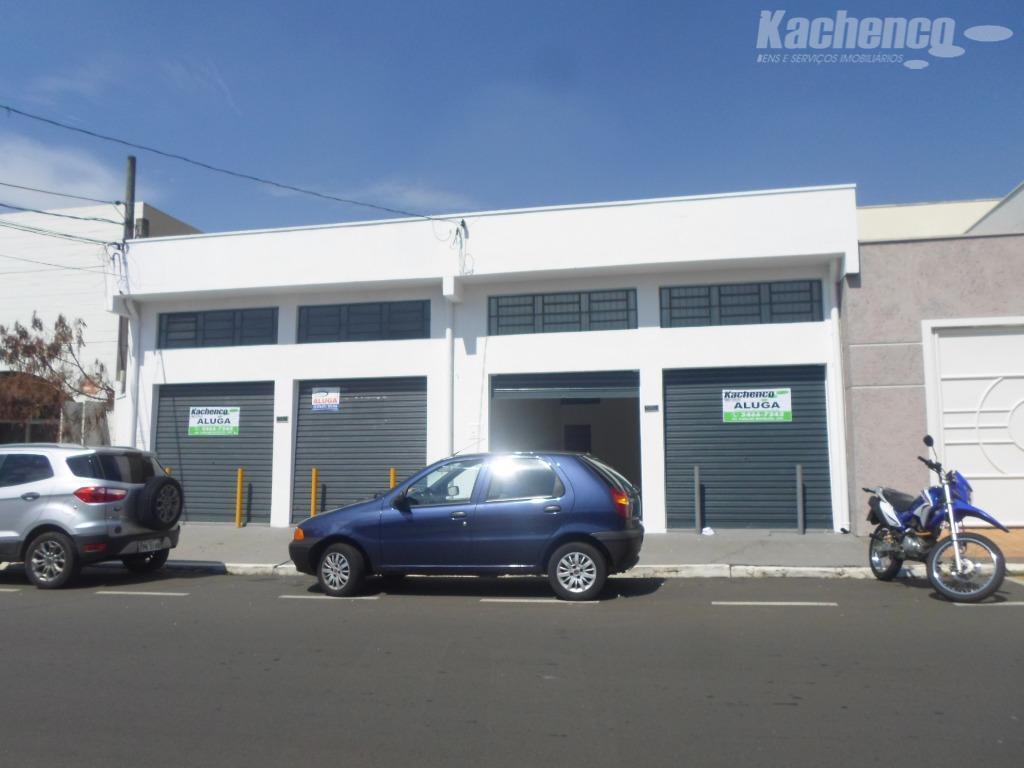 Salão para alugar, 90 m² por R$ 1.800/mês - Centro - Nova Odessa/SP