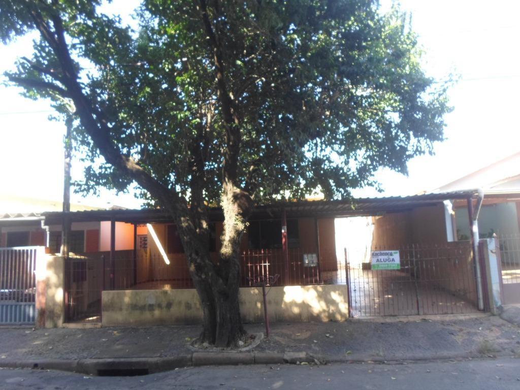 Casa com 2 dormitórios para alugar, R$ 1.500/mês - Vila Azenha - Nova Odessa/SP