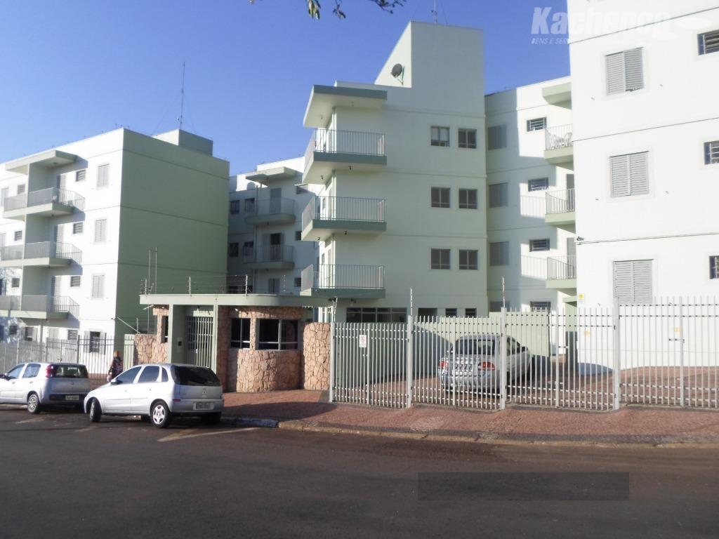 Apartamento com 2 dormitórios para alugar, R$ 1.000/mês - Jardim Santa Rosa - Nova Odessa/SP