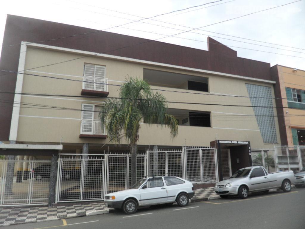 Apartamento com 1 dormitório para alugar, 40 m² por R$ 750/mês - Vila Santana - Sumaré/SP