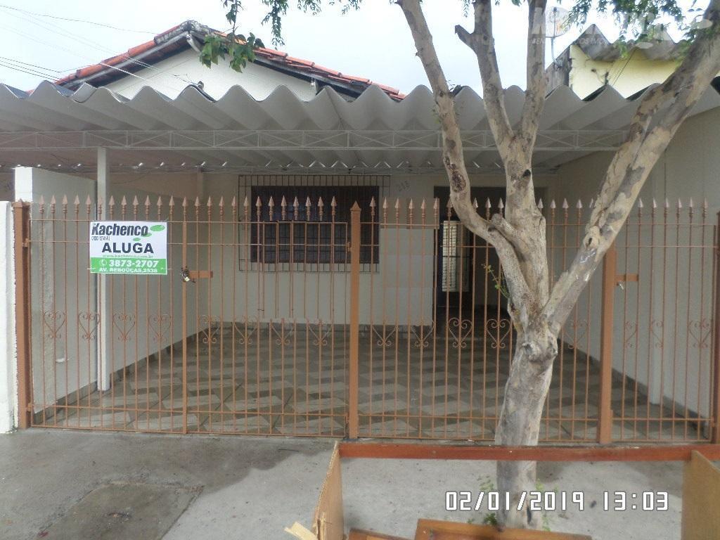 Casa com 2 dormitórios para alugar, 90 m² por R$ 950/mês - Jardim Primavera - Sumaré/SP