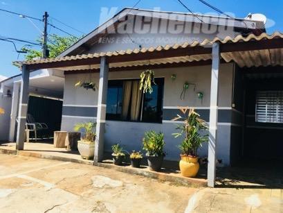 Casa à venda, 86 m² por R$ 340.000 - Jardim João Paulo II - Sumaré/SP