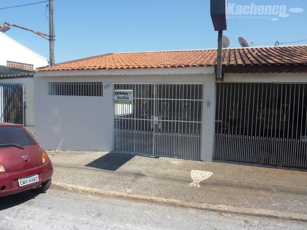 Casa com 2 dormitórios para alugar, 95 m² por R$ 800/mês - Jardim São Domingos - Sumaré/SP