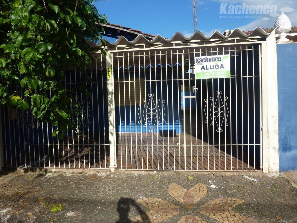 Casa para alugar por R$ 780/mês - Jardim Primavera - Sumaré/SP