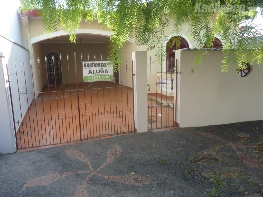 Casa com 3 dormitórios para alugar, 100 m² por R$ 1.800/mês - Jardim Alvorada - Sumaré/SP