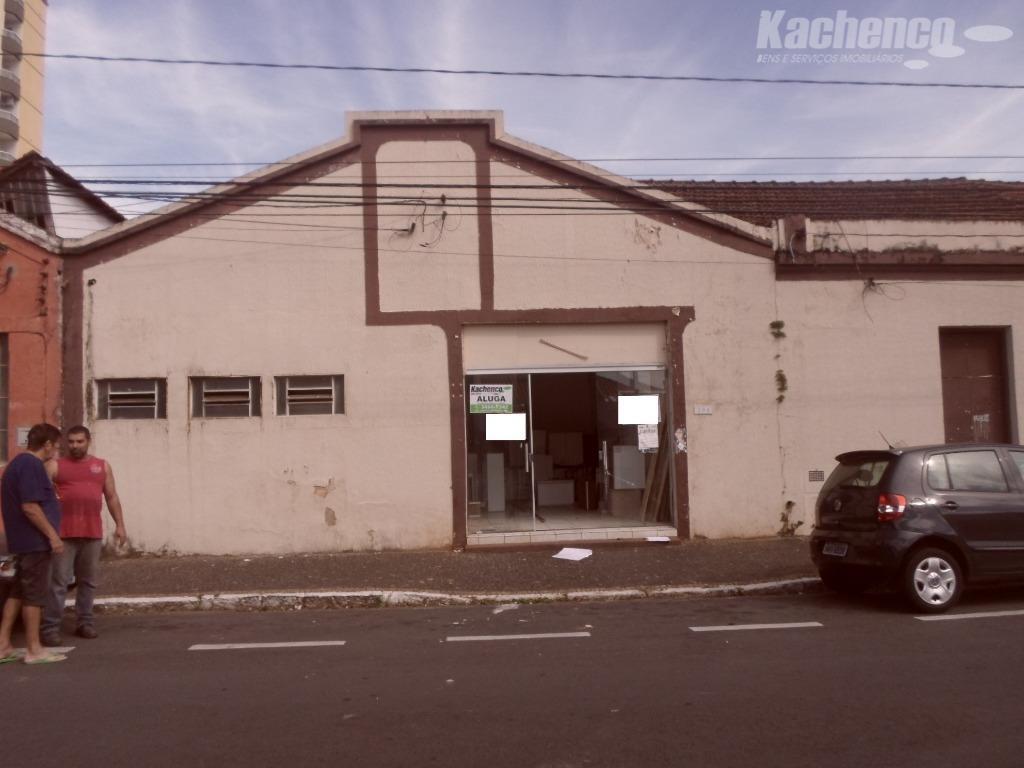 Salão para alugar, R$ 1.700/mês - Centro - Nova Odessa/SP