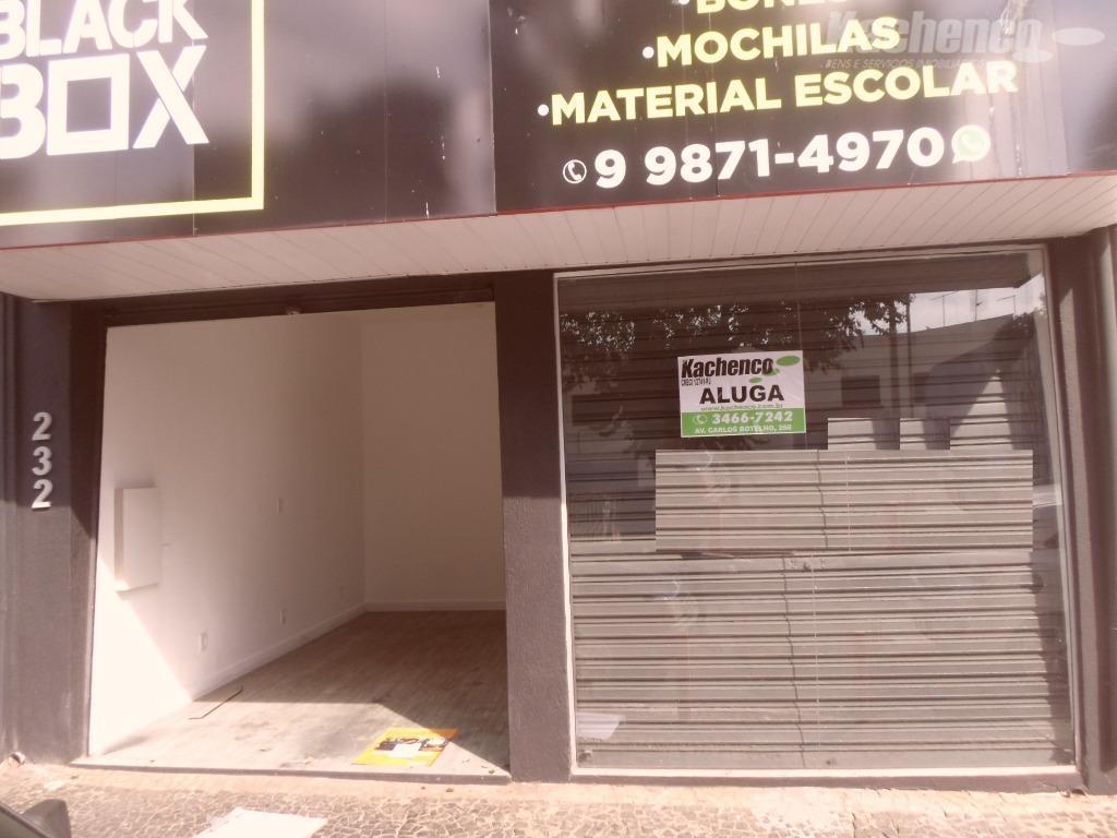Sala para alugar, R$ 1.300/mês - Centro - Nova Odessa/SP