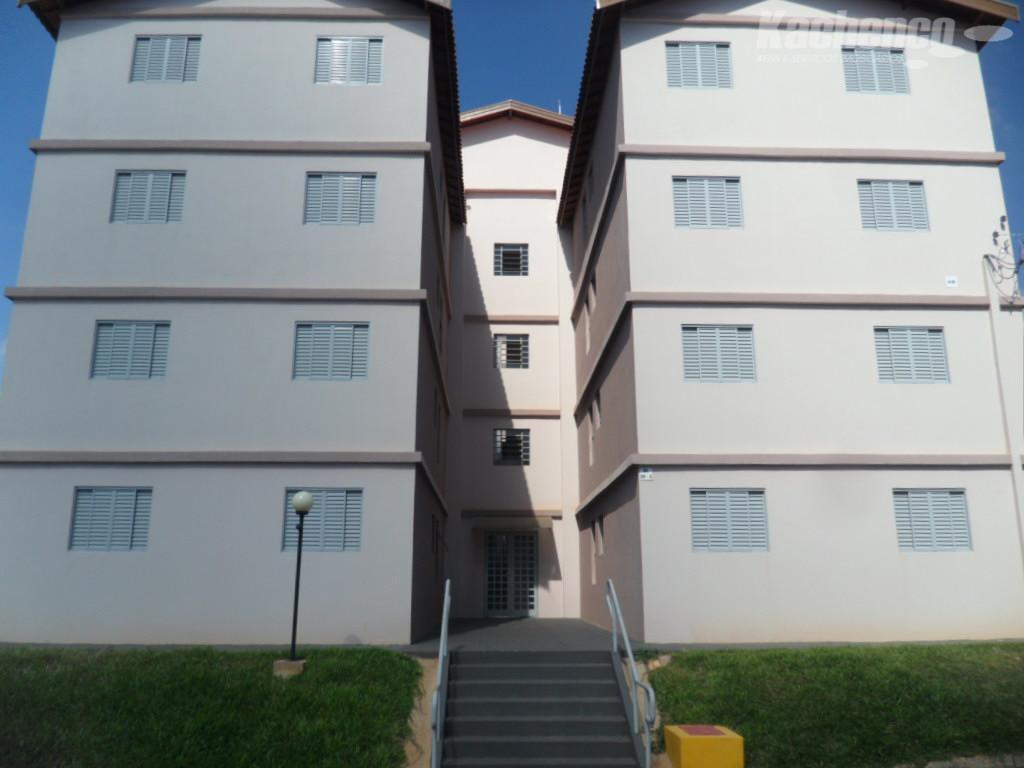 Apartamento residencial para locação, Parque João de Vasconcelos, Sumaré.