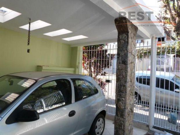 Sobrado residencial à venda, Vila Leopoldina, São Paulo - SO0156.