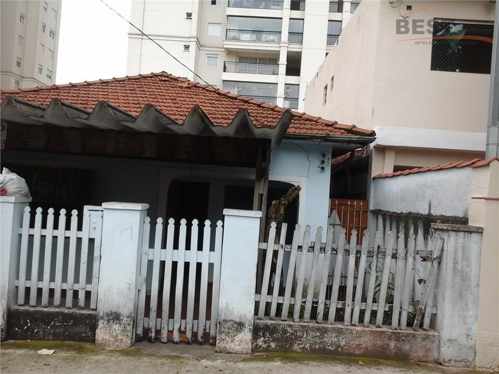Terreno residencial à venda, Vila Leopoldina, São Paulo.