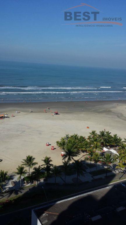Apartamento residencial para venda e locação, Campo da Aviação, Praia Grande - AP3532.