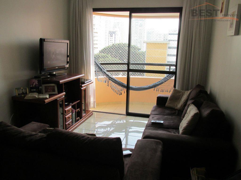 Apartamento residencial à venda, Vila Romana, São Paulo - AP3749.