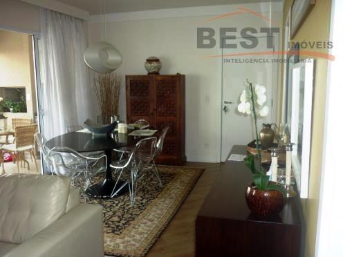 varanda gourmet ,excelente e moderna infraestrutura, armários em todas as dependências , box em todos os...