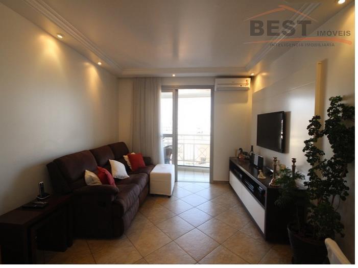 Apartamento residencial à venda, Vila Leopoldina, São Paulo - AP3809.