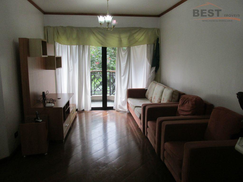 Apartamento residencial à venda, City Lapa, São Paulo - AP3928.