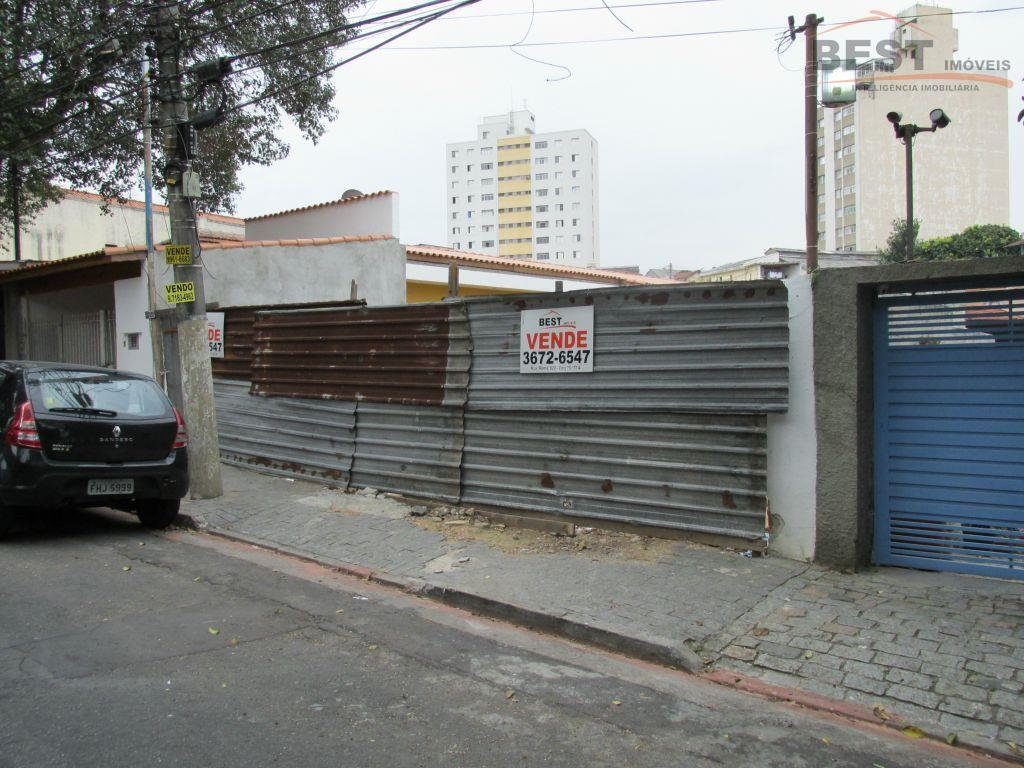 Terreno residencial à venda, Vila Ipojuca, São Paulo.