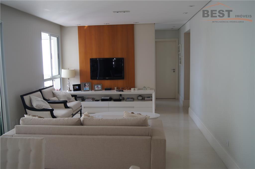 Apartamento residencial à venda, Vila Romana, São Paulo.