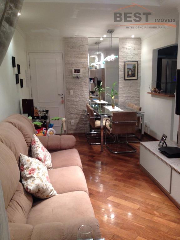 Apartamento residencial para venda e locação, Lapa, São Paulo.