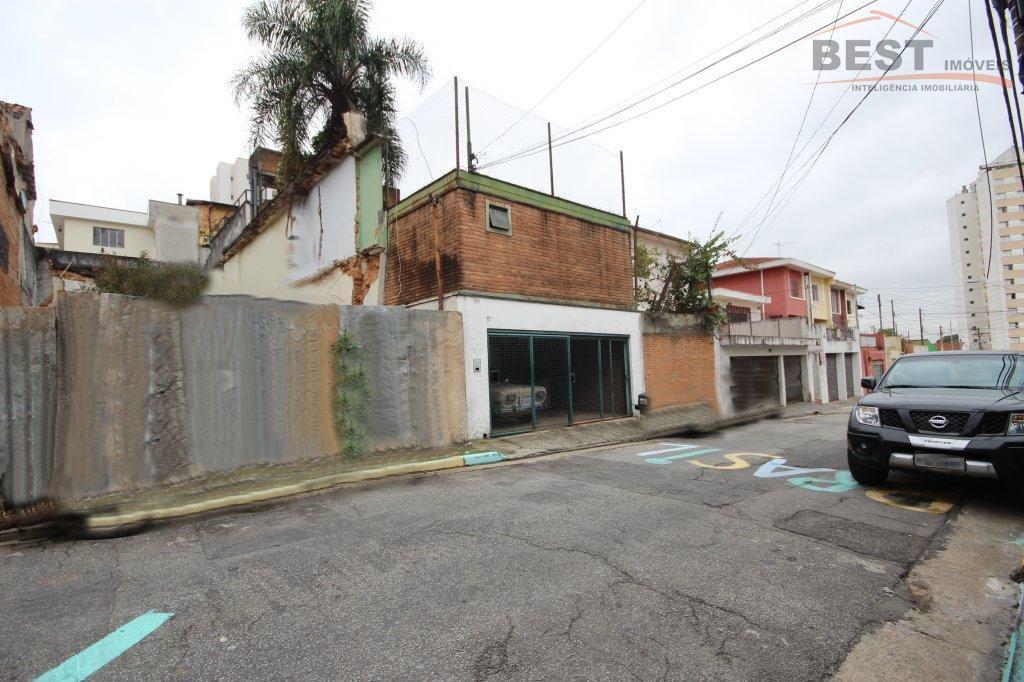 maravilhoso terreno  residencial à venda, Alto da Lapa, São Paulo.