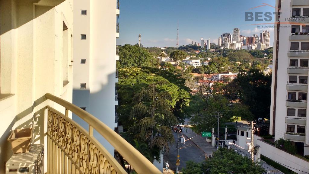 ótimo apto. localizado no bairro da city lapa com 93 m. com 3 dts., sendo 2...